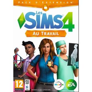 Electronic Arts Les Sims 4 Au Travail Add-On PC 1013859