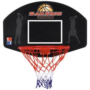 Slam Stars Basketbalbord Met Ring 90 X 60 Cm