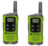 Motorola TLKR T41 Green Duo Set Pmr 446 No Batt. Incl.