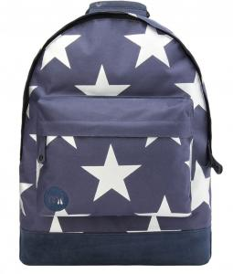 Mi-Pac Stars XL Backpack Navy / Silver