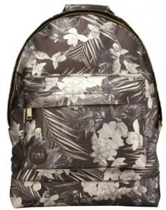 Mi-Pac Gold Tropical Metallic Backpack Black