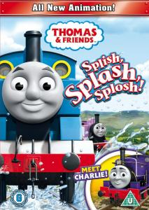 Thomas And Friends - Splish Splash Splosh