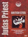 BRITISH STEEL PAL/REGION 2 W/STUDIO-FOOTAGE/INTERVIEWS/ STEE. DV