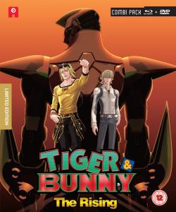 Tiger & Bunny - The Rising: Collector Edition Combi Pack