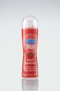 Durex Playgel - Sweet Strawberry 50 Ml