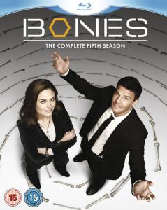 Bones Season 5 DVD Box Set