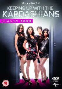 Keeping Up With The Kardashians - Season 4 DVD