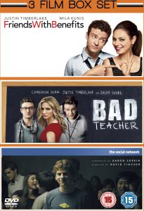 Friends With Benefits / The Social Network Bad Teacher