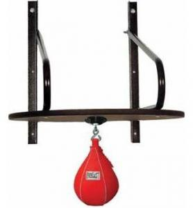 Speed Bag Kit With Vinyl And Standard Swivel Black One Size