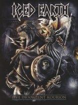 Iced Earth - Live In Ancient Kourion Limited Edition 2CD+BRD+DVD