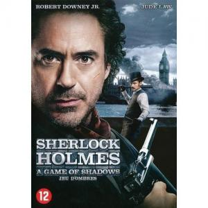 Sherlock Holmes - A Game Of Shadows DVD GAME OF SHADOWS / PAL/RE