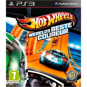 Warner Bros Hot Wheels World Best Driver PS3 1000422936
