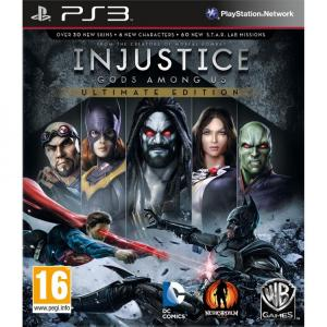 Warner Bros Injustice Gods Among Us GOTY Edition PS3 1000437864