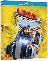 The Lego Movie 3D & 2D Blu-ray + DVD