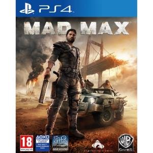 Warner Bros Mad Max PS4 1000452174