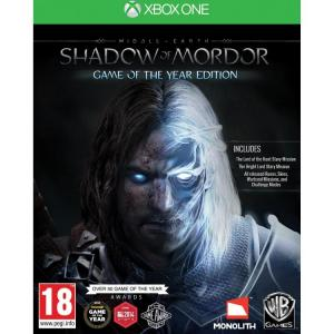 Middle-Earth: Shadow Of Mordor Game The Year Edition | Xbox One