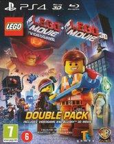 The LEGO Movie 3D Blu-ray + PS4 Lego Videogame