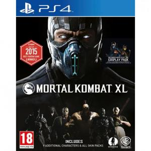 Warner Bros Mortal Kombat XL PS4 1000593391