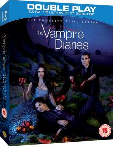The Vampire Diaries Season 3 Blu-Ray