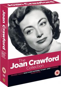 The Joan Crawford Collection DVD Box-set