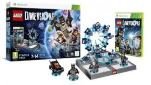 Starter Pack Lego Dimensions: Xbox 360