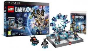 Starter Pack Lego Dimensions: PS3