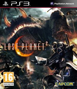 Lost Planet 2 Game PS3