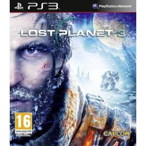Lost Planet 3 Game PS3