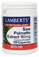 Lamberts Sabal Extract Saw Palmetto 120cap