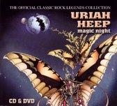 MAGIC NIGHT -CD+DVD-. URIAH HEEP CD