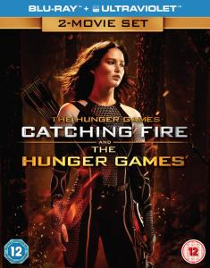 The Hunger Games / Games: Catching Fire Includes UltraViolet Cop