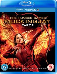 The Hunger Games: Mockingjay Part 2 Includes UltraViolet Copy