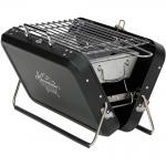 Gentlemen Hardware Portable Suitcase Style Barbecue