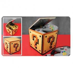 Super Mario Bros Question Block Opbergblik