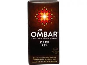 Probiotic Dark 72% Chocolate