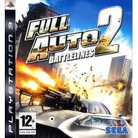 Full Auto 2 Battlelines Game PS3