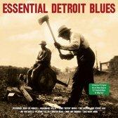 ESSENTIAL DETROIT.. -HQ- ..BLUES - 180G 2LP GATEFOLD. V/A Vinyl