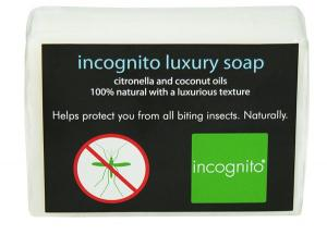 Incognito Zeep Citronella & Coconut Oils