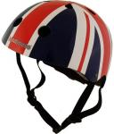 KiddiMoto Kinderhelm Union Jack M