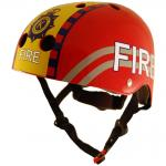Kiddimoto Fire Helmet - Medium