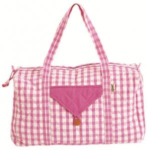 Weekend Bag Candy Pink Win Green