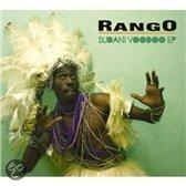 SUDANI VOODOO -EP- 5 TRACKS/INCL. REMIX. RANGO CD