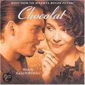 CHOCOLAT MUSIC BY RACHEL PORTMAN. Audio CD OST