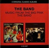 THE BAND// MUSIC FROM.. FROM BIG PINK/BAND/ CLASSIC ALBUMS SERIE