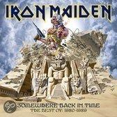 Iron Maiden - SOMEWHERE BACK IN TIME | CD