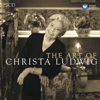 Christa Ludwig: The Art Of Chr Speciale Uitgave