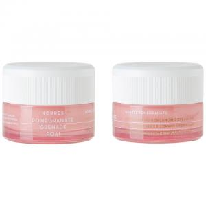 Korres Pomegranate Balancing Moisturising Cream Gel For Oily & C