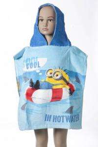 Minions Poncho Cool In Hot Water 50x100 Cm