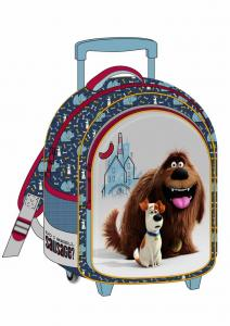 The Secret Life Of Pets Trolley Sausage Factory 43cm