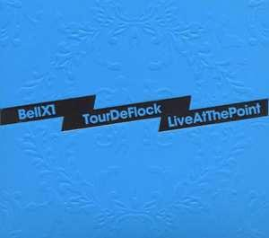 TOUR DE FLOCK-LIVE..+DVD ..AT THE POINT // CD + DVD. DVD BELL X1